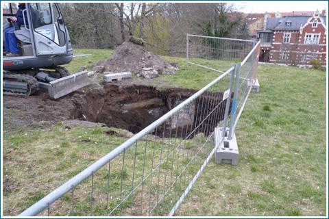 """Projekt """"Cranach-Schlange auf dem Bunkerberg"""
